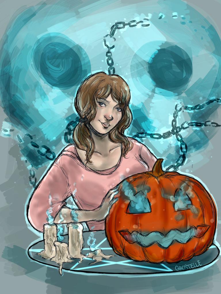 Ghostelle 1
